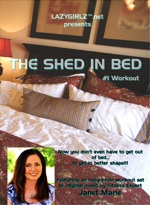 DVD The SHED IN BED™ Workouts